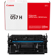 Mực in Canon 057H Black Toner Cartridge (3010C003AA)