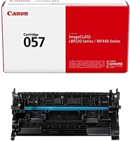 Mực in Canon 057 Black Toner Cartridge (3009C003AA)